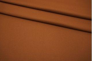Пальтовая шерсть дабл коричневая TXH-V60 03082117