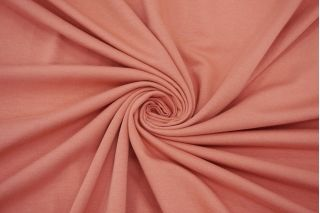 Футер с начесом розовый персик MII-Q70 03082129