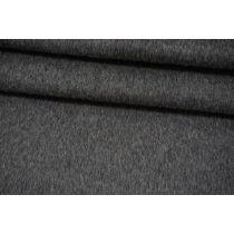 ОТРЕЗ 1,5 М Пальтовая серая шерсть с альпакой на неоперене и дублерине BRS-(17)- 13082101-1