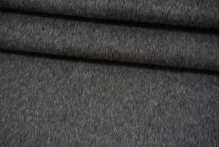 Пальтовая серая шерсть с альпакой на неоперене и дублерине BRS-V20 13082101