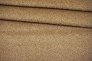 Пальтовая песочно-бежевая шерсть с альпакой BRS-W50 26072112