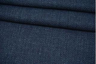 Рогожка синяя в елочку Fendi BRS-E50 26072133