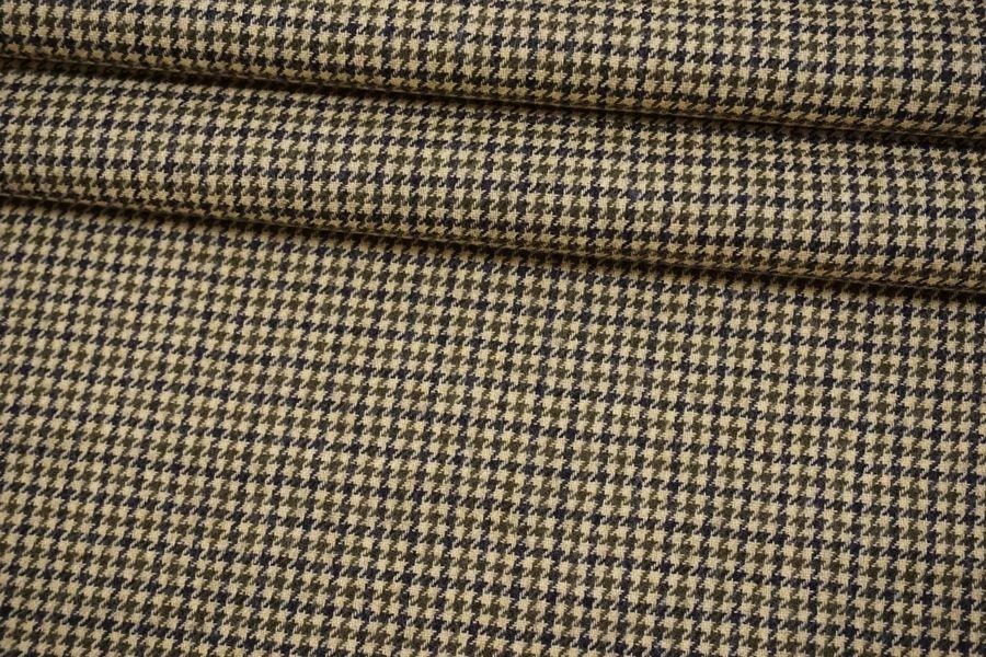 Костюмно-плательная шерсть гусиная лапка Fendi BRS 26072134