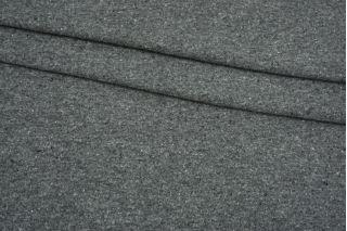 Трикотаж шерстяной серый меланж BRS-X40 26072144