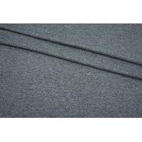 Трикотаж шерстяной серый меланж BRS-X40 26072146