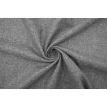 ОТРЕЗ 0,55 М Костюмное сукно серое  BRS-(43)- 26072175-1