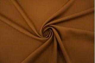 Костюмно-плательная шерсть карамельно-коричневая FRM-EE50 29072115