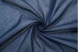 Батист приглушенно-синий IDT 25032130