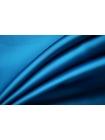 Атлас вискозный тонкий синий Forte Forte TRC-J40 25032146
