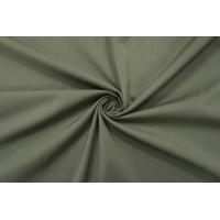 Рубашечно-плательный хлопок зеленый NST 26022137