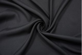 Костюмно-плательная вискоза черная NST-E7 26022152