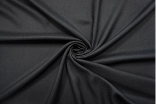 Креп тонкий вискозный черный NST-i20 26022158