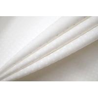 Поплин рубашечный белый горошек NST-F3 26022180