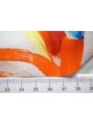 Поплин-стрейч рубашечный разрисованный NST-A50 26022181