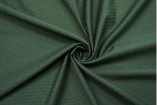 Вискоза костюмная фактурная зеленая NST 26022193