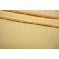 ОТРЕЗ 2,95 М Шелк рубашечный бело-желтый BRS-(40)- 26022196-2