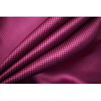 Атласный шелк ягодный орнамент BRS-M30 27022101