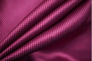 Атласный шелк ягодный орнамент BRS-AA4 27022101