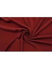 Крепдешин тонкий бордовый BRS-N60 27022103
