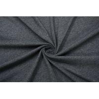 Трикотаж кашкорсе серый хлопок с шерстью TRC-M4 11012101