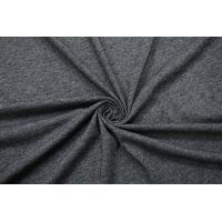 Тонкий трикотаж хлопок с шерстью серый TRC-Z22 11012103