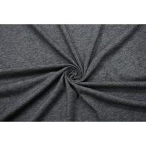 ОТРЕЗ 2,7 М Тонкий трикотаж хлопок с шерстью серый TRC-(42)- 11012103-1
