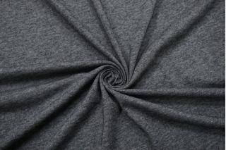 Тонкий трикотаж хлопок с шерстью серый TRC-N3 11012103