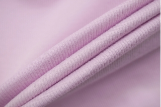 Трикотаж кашкорсе нежный розово-лиловый SR-K2 11012107