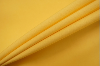 Поплин желтый стрейч SR-F3 11012125