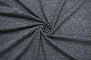 Тонкий трикотаж хлопок с шерстью серый TRC-Z25 11012142