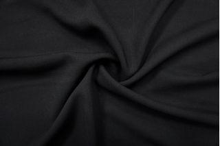 Плательная шерсть черная TXH.H-CC70 11012160