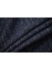 Костюмная шерсть сине-белая BRS-D7 11012167