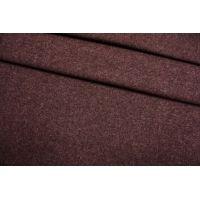Костюмно-плательная шерсть бордо BRS-D6 11012168