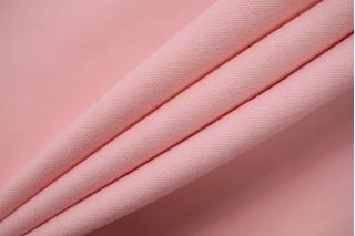Костюмный хлопок под велюр розовый SR.H-X4 23122032