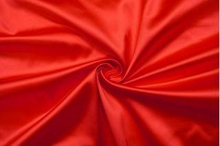Атлас костюмно-плательный ярко-красный Balmain LEO-AA1 23122038