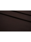 Костюмный хлопок под велюр горький шоколад SR.H-L70 23122050