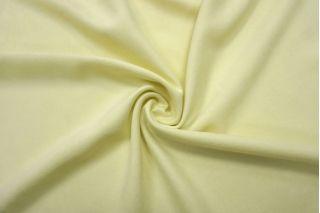 Плательный хлопок под велюр бледно-лимонный SR-I7 23122053