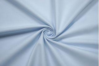 Плательный хлопок под велюр бледно-голубой SR-I6 23122058
