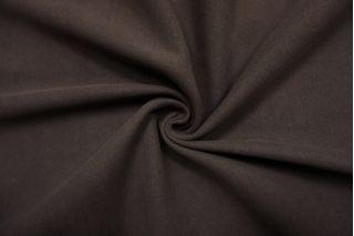 Костюмный хлопок под велюр темно-коричневый SR-L60 23122062