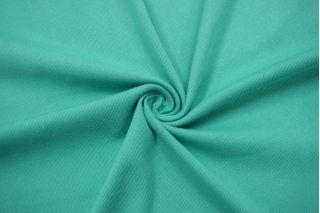 Трикотаж рибана светлый бирюзово-зеленый SR-K2 23122070