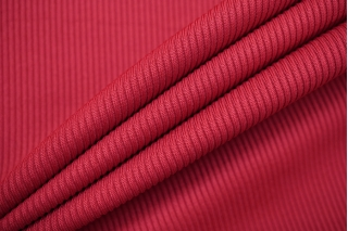 Трикотаж кашкорсе ягодно-малиновый SR-K3 23122071