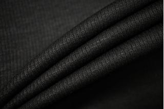 Трикотаж кашкорсе черный SR-K2 23122072