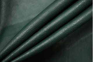 Экокожа плотная на вискозе темно-зеленая SMF-I5 30012106