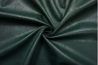 Экокожа плотная на вискозе темно-зеленая SMF.H-U50 30012106
