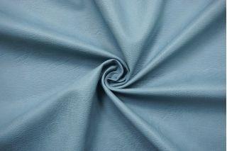 Экокожа плотная на вискозе голубая SMF-U40 30012107