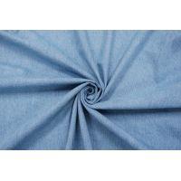 Джинса-стрейч плотная голубая FRM 14022161