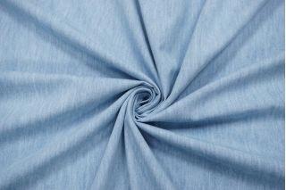 ОТРЕЗ 1,3 М Джинса-стрейч тонкая голубая FRM-(11)- 14022171-1