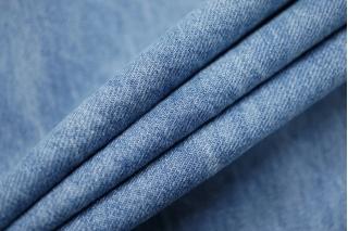 Джинса плотная сине-голубая FRM 14022172