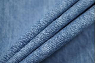 Джинса плотная сине-голубая FRM 14022177
