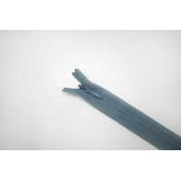 Молния серо-голубая потайная 48 см YKK G19 17092106